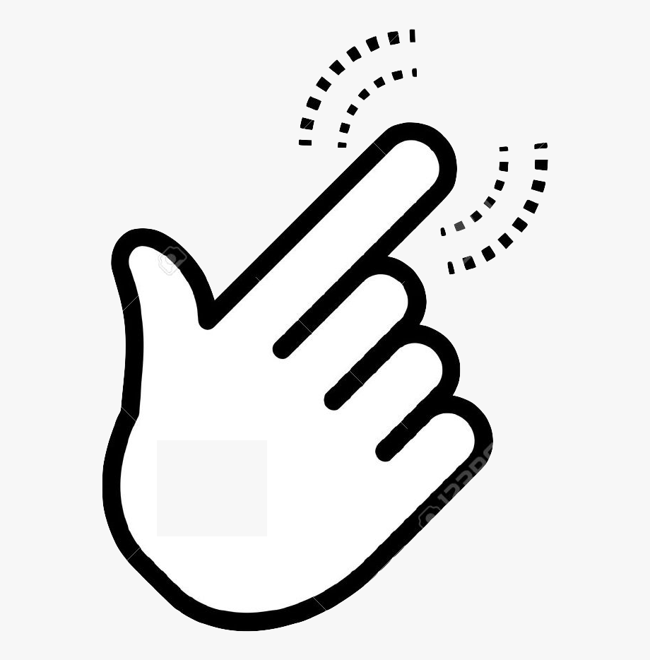 Finger Pointer Icon Clipart 9janelleb2018 01 26t15.
