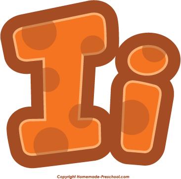 Free Alphabet Clipart.
