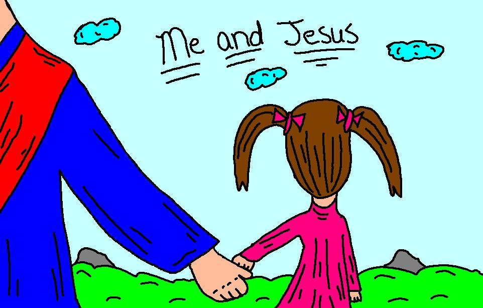 Jesus Loves You Clipart.