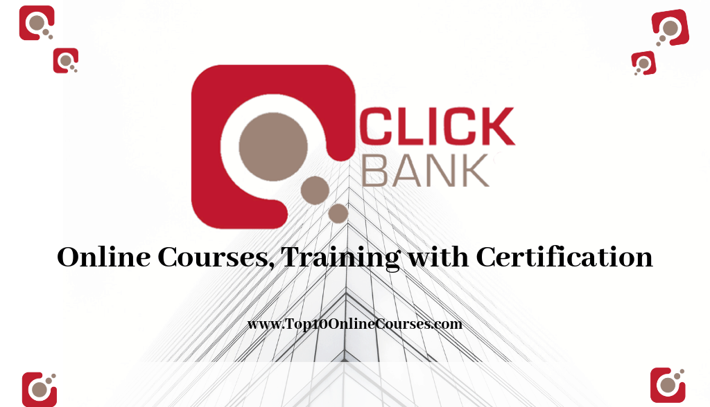 Best Clickbank Affiliate Marketing Online Courses, Training with.