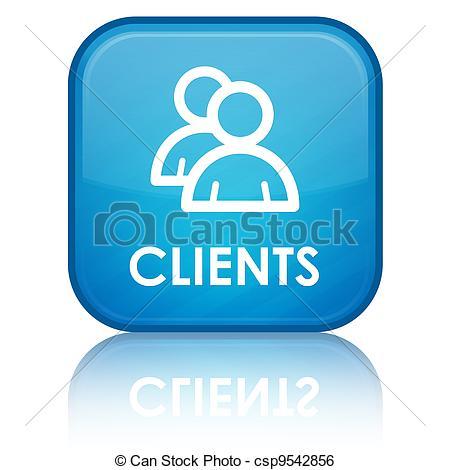 Client Icon Clipart.