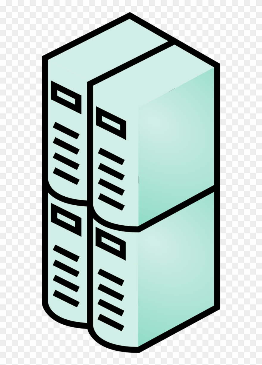 Ip Clound Visio Icon Vector.