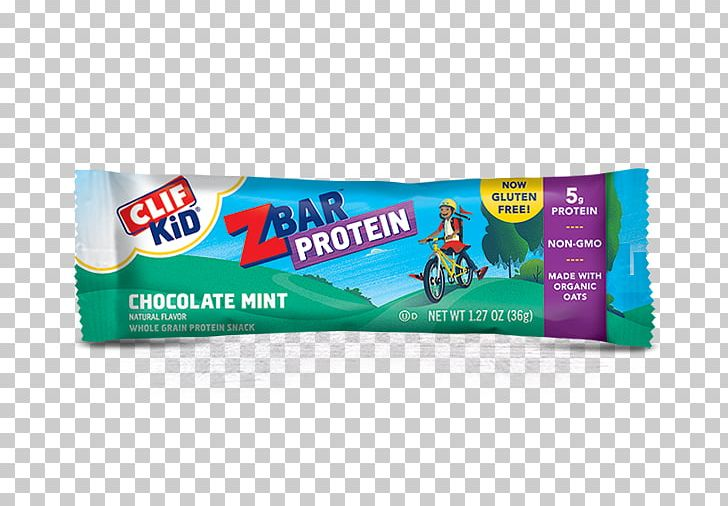 Chocolate Bar Clif Bar & Company Mint Chocolate Tree Nut.