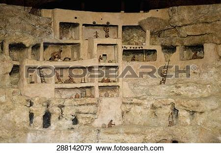 Cliff dwelling clipart #15