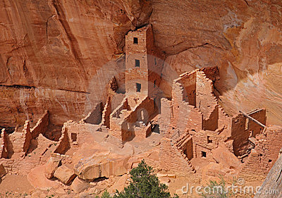 Cliff Dwellings Mesa Verde National Park Usa Stock Photos, Images.