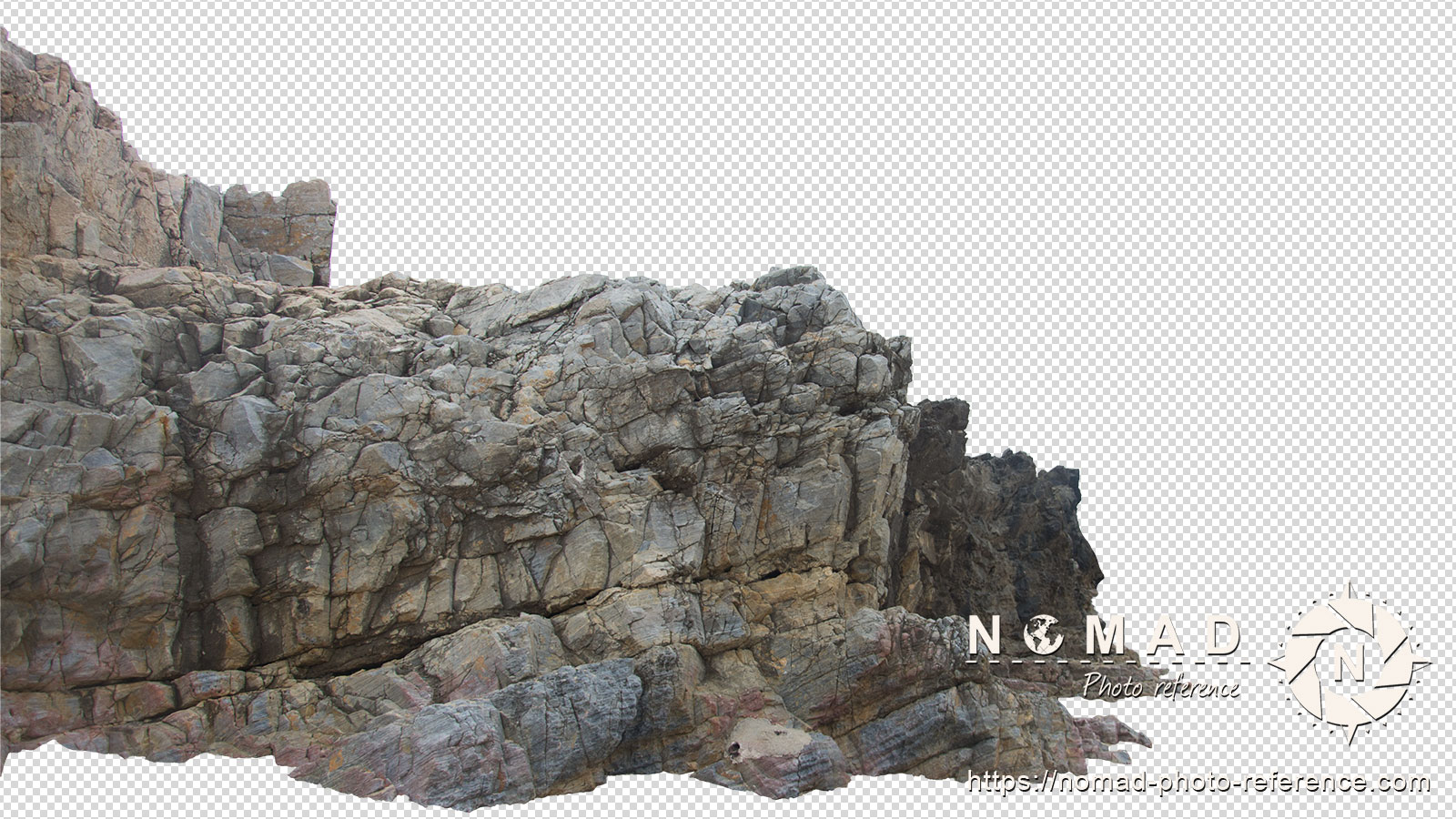 PNG Cutout Photo Pack Rocks Cliffs.