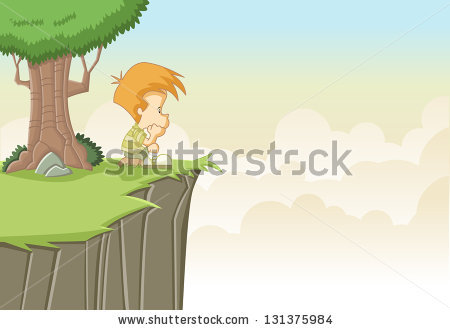 Cliff Top Stock Vectors, Images & Vector Art.