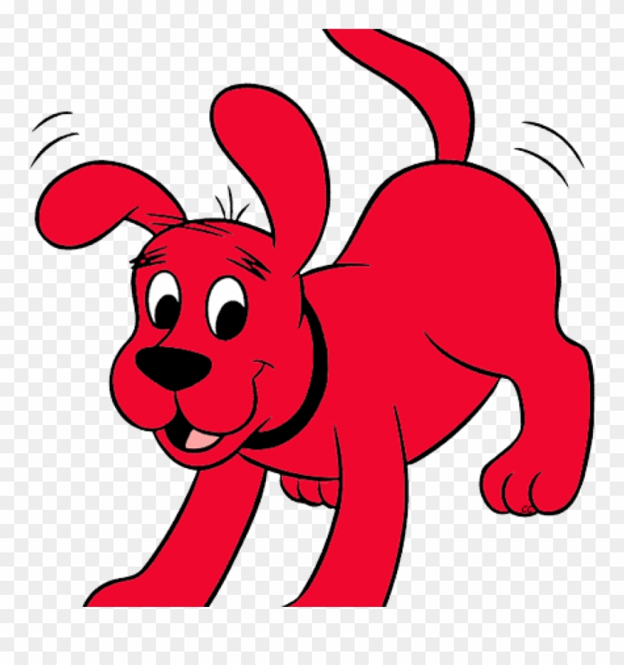 Clifford Clipart Clifford The Big Red Dog Clip Art.