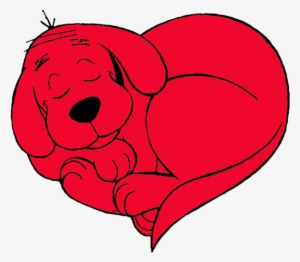 Clifford PNG Images.