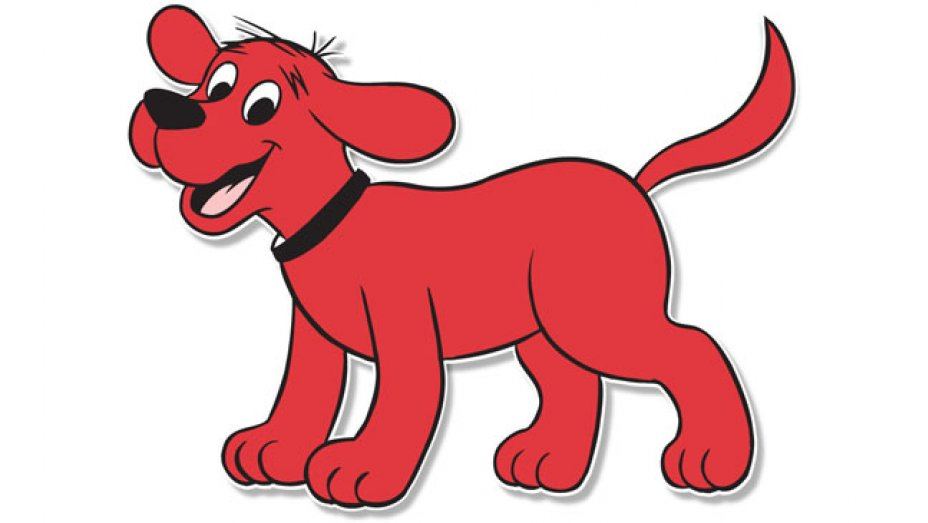 Universal Sets 'Clifford the Big Red Dog' Release for April 2016.
