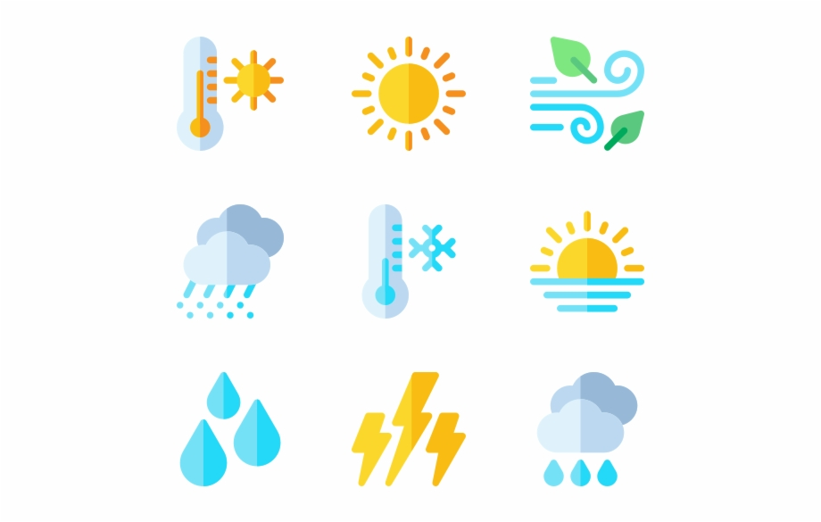 Clima Iconos Png Free PNG Images & Clipart Download #3520434.