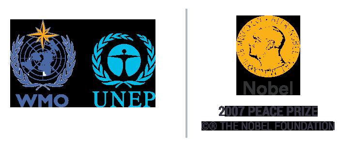 IPCC — Intergovernmental Panel on Climate Change.