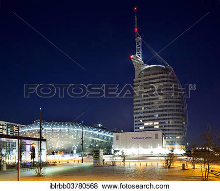 """Pictures of """"Climate House Bremerhaven 8 East, Hotel Atlantic Sail."""