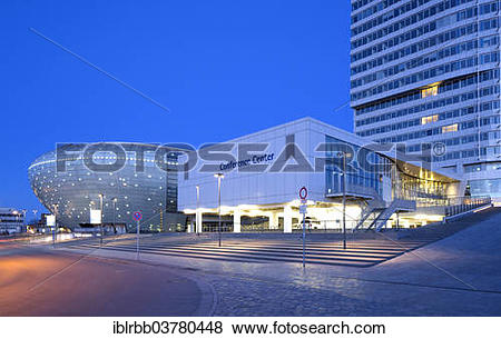 """Pictures of """"Atlantic Hotel Sail City, Climate House Bremerhaven 8."""