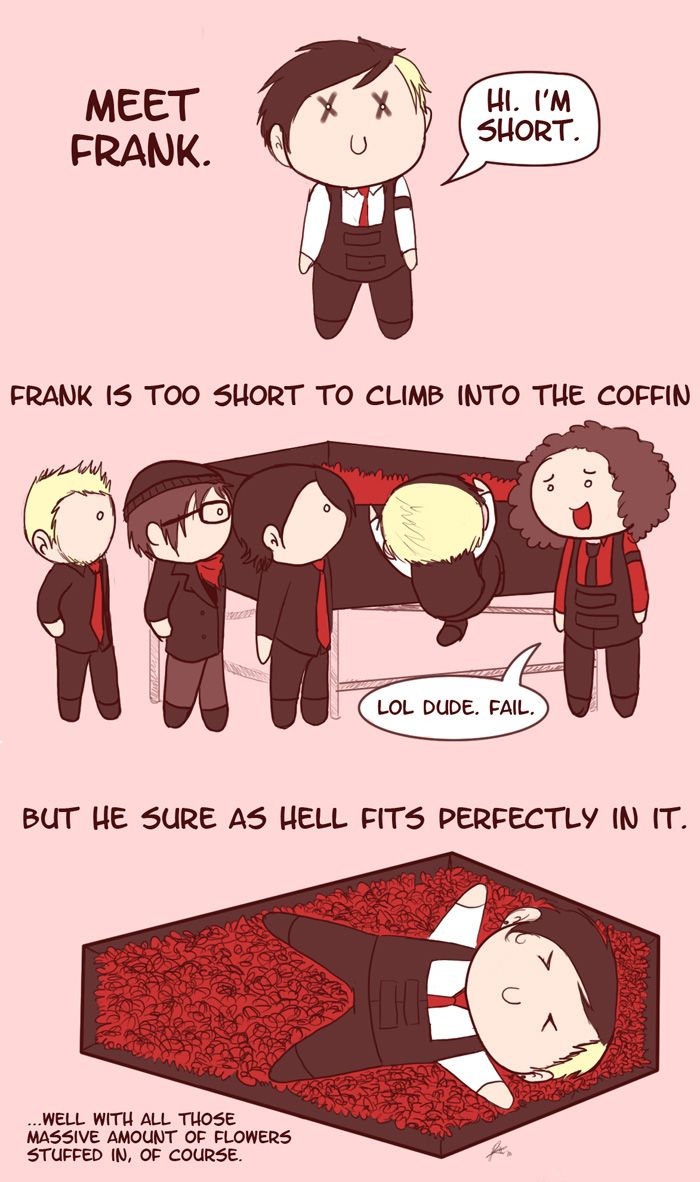 1000+ images about Badly Drawn MCR, TOP, FOB, & P!ATD on Pinterest.