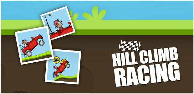 Game Review: Hill Climb racing.