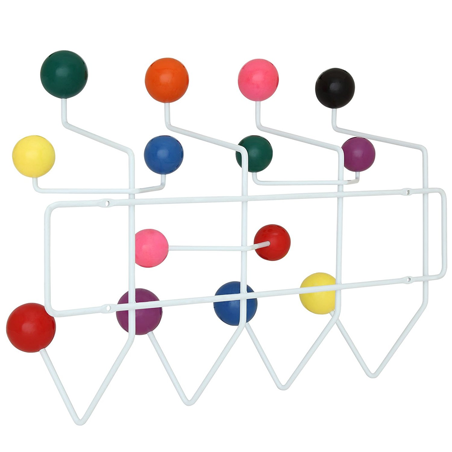 Amazon.com: Modway Coat Rack, Gumball: Home & Kitchen.