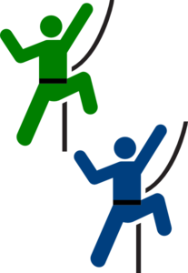 Climber Clip art.