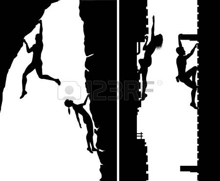 4,785 Climbers Stock Vector Illustration And Royalty Free Climbers.