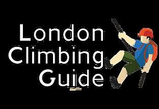 Climbing in London.