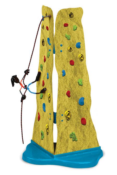 Rock climbing wall clipart.