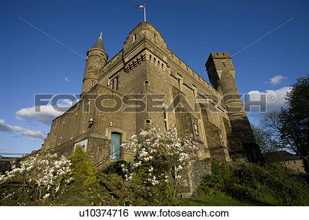 Stock Images of England, London, Stoke Newington, An exterior view.