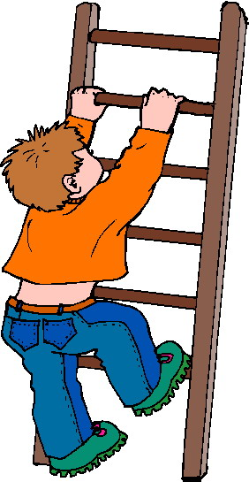 Climbing Clipart.
