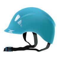 Climbing helmet Vector Image.