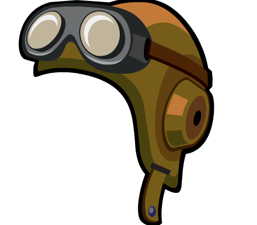 Aviator Hat.