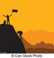 Mountain climbing Illustrations and Clip Art. 7,811 Mountain.