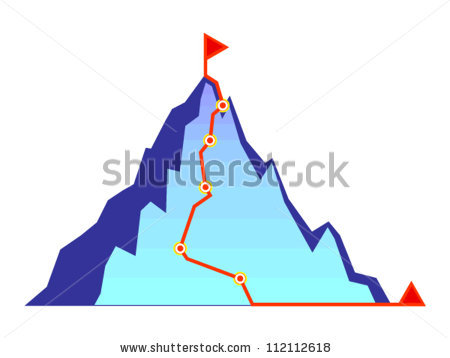 Download climbing mountain vector art free free vector download.