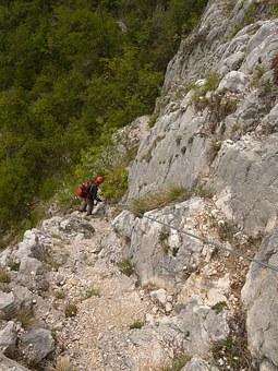 Mountain, Climber.