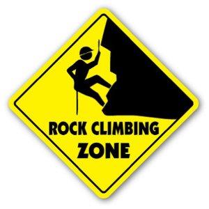 Rock climbing clipart.
