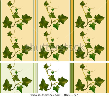 Climbing Ivy Stock Vectors, Images & Vector Art.