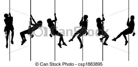 Rope climbing Illustrations and Clip Art. 2,116 Rope climbing.