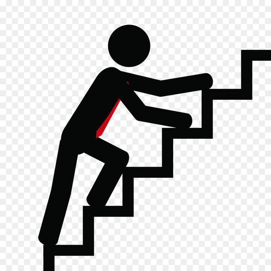Stairs Stair Climbing Clip Art.