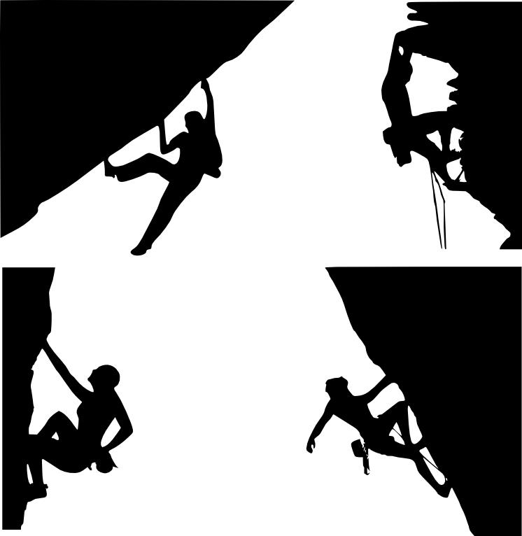 rock climbing clipart rock climbing climbing clip art.
