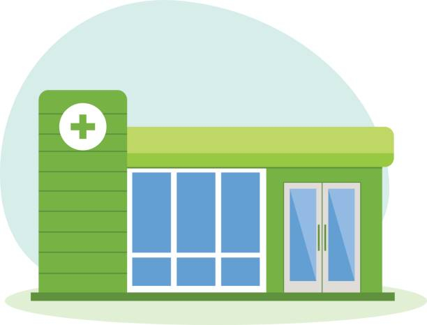 Best Medical Clinic Illustrations, Royalty.