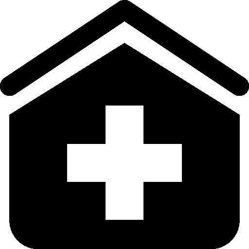 Healthcare Clinic Icon.
