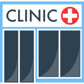 Clinic PNG Icon.