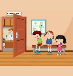 Clinic Children Clipart Vector Images (38).