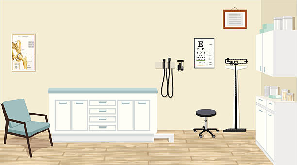Doctor Room Clipart.