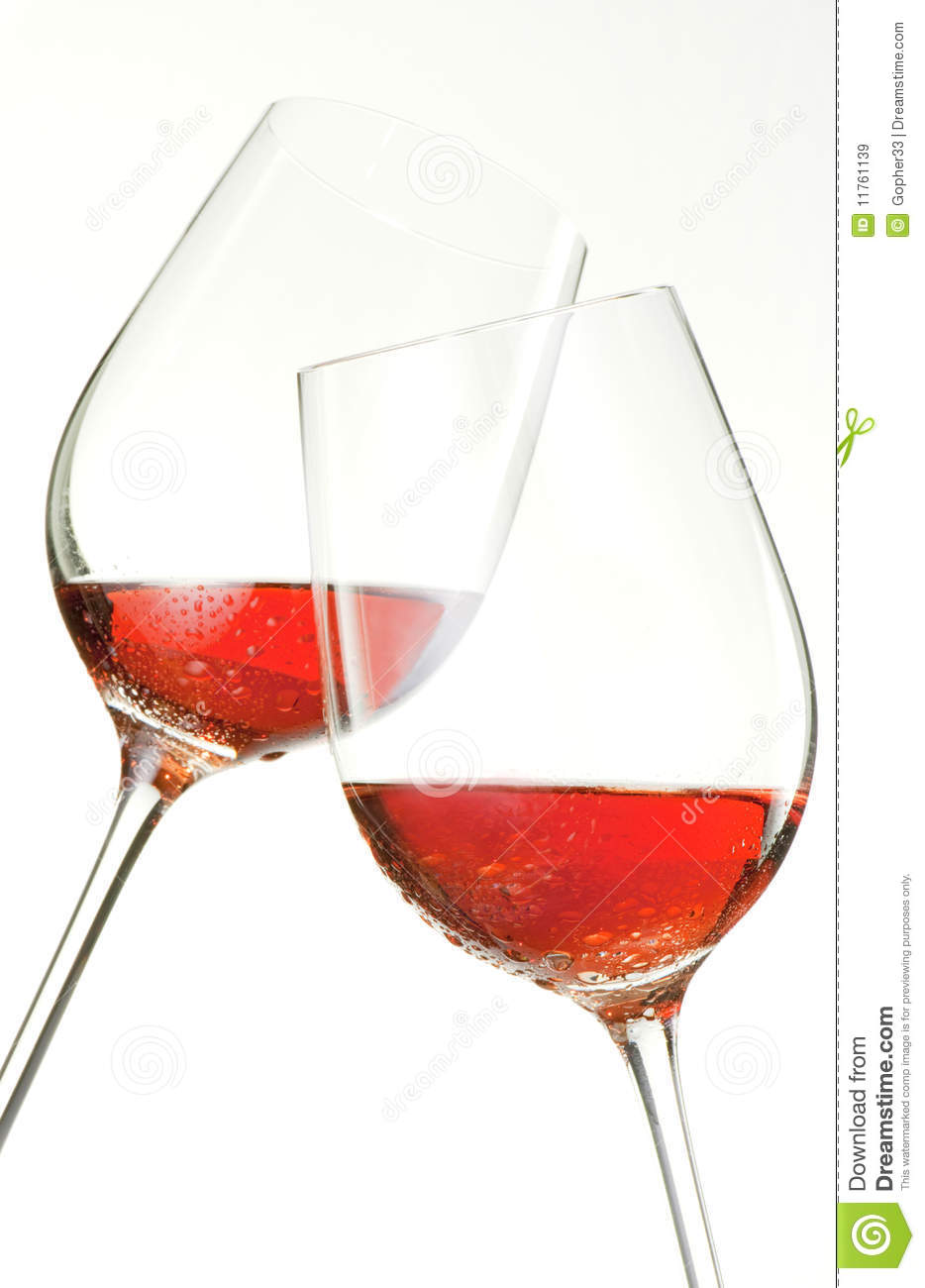 Clinking wine glasses clipart.