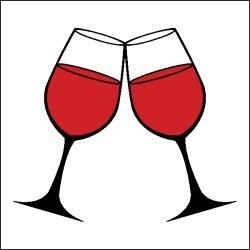 Wine glasses clinking clipart » Clipart Portal.