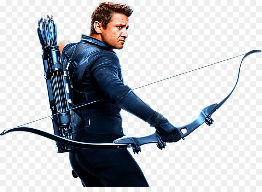 Clint Barton Bow And Arrow png download.