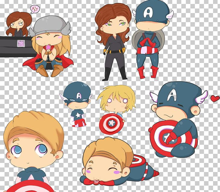 Black Widow Loki Clint Barton Phil Coulson Thor PNG, Clipart.