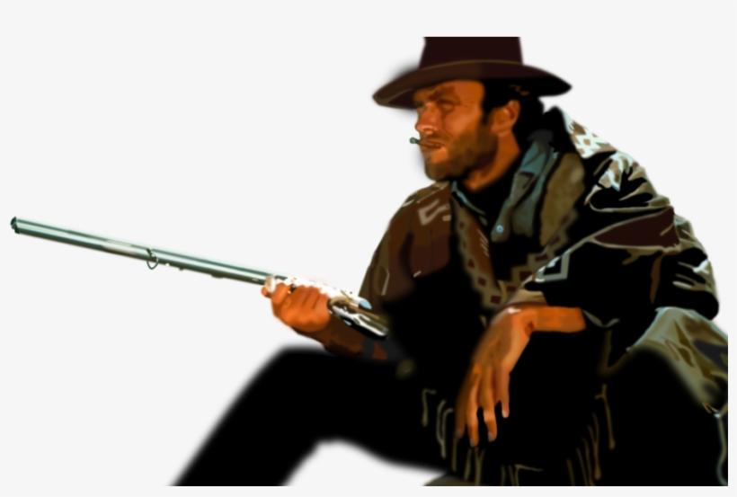 Clint Eastwood Png.