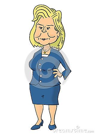 Clinton Stock Illustrations.