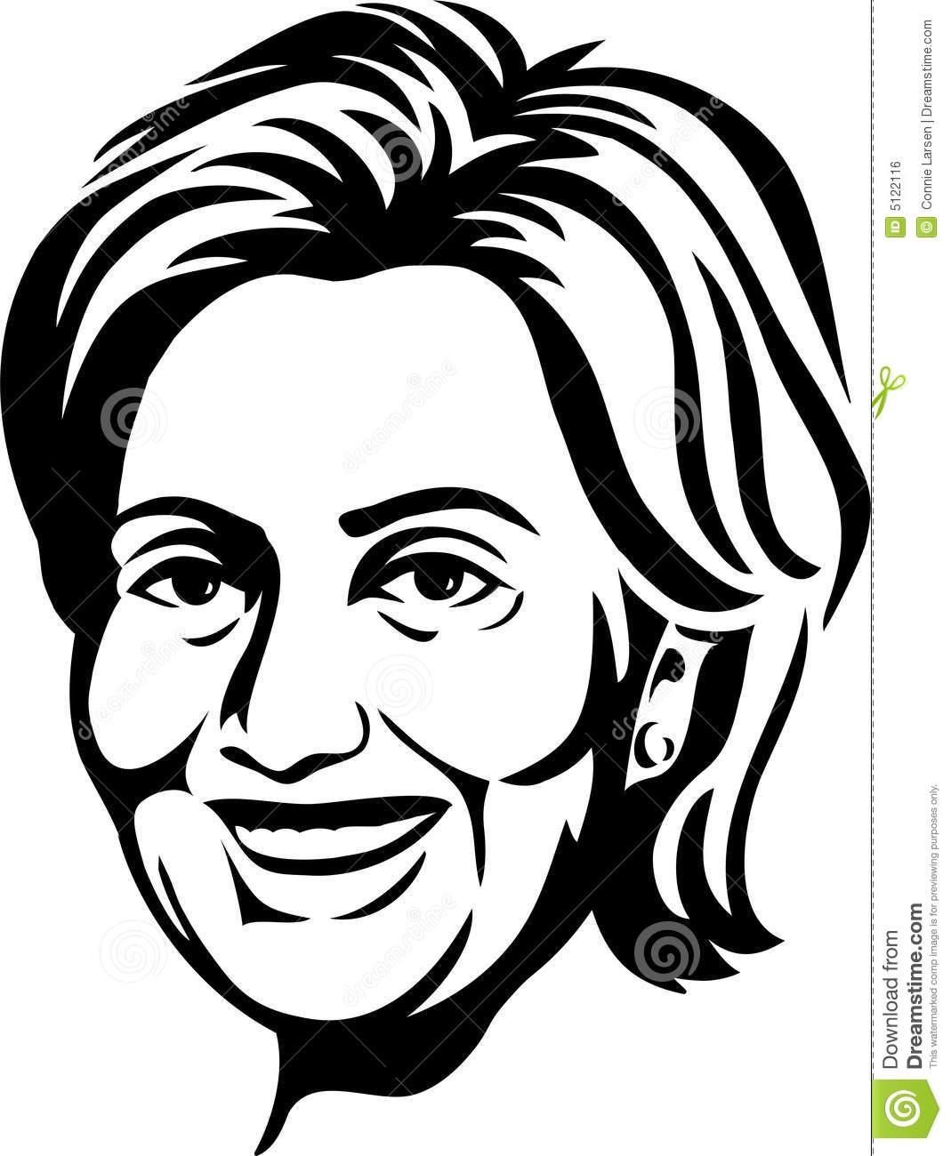 Clinton clipart.