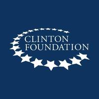 Clinton Foundation.